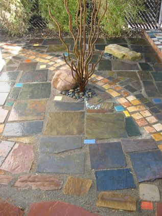 Mosaic Patio 121